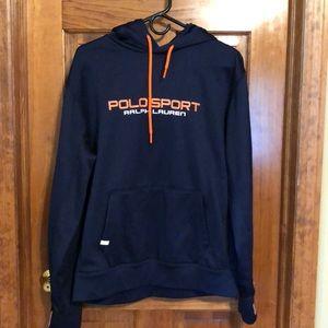 Polo Sport performance sweatshirt